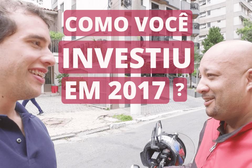 investimentos em 2017