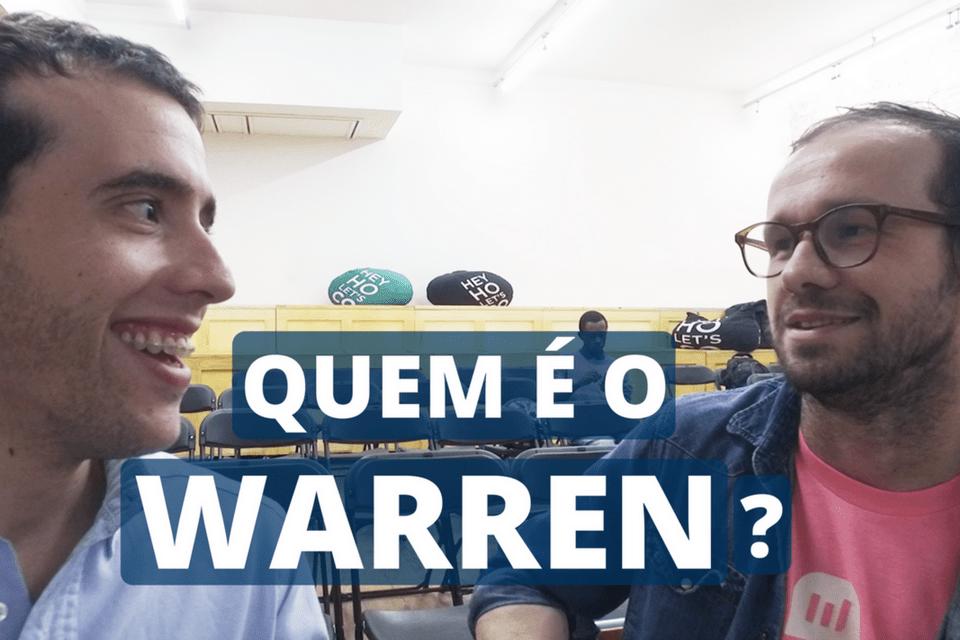 Quem é o Warren?