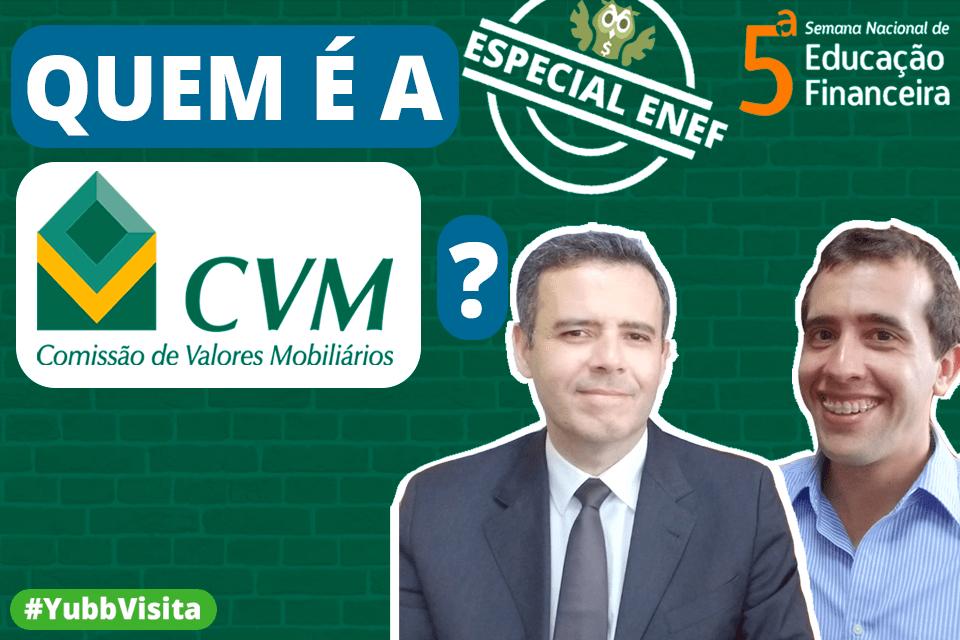 quem é a CVM?