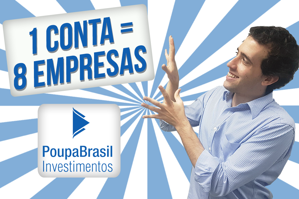 como abrir conta no Poupa Brasil