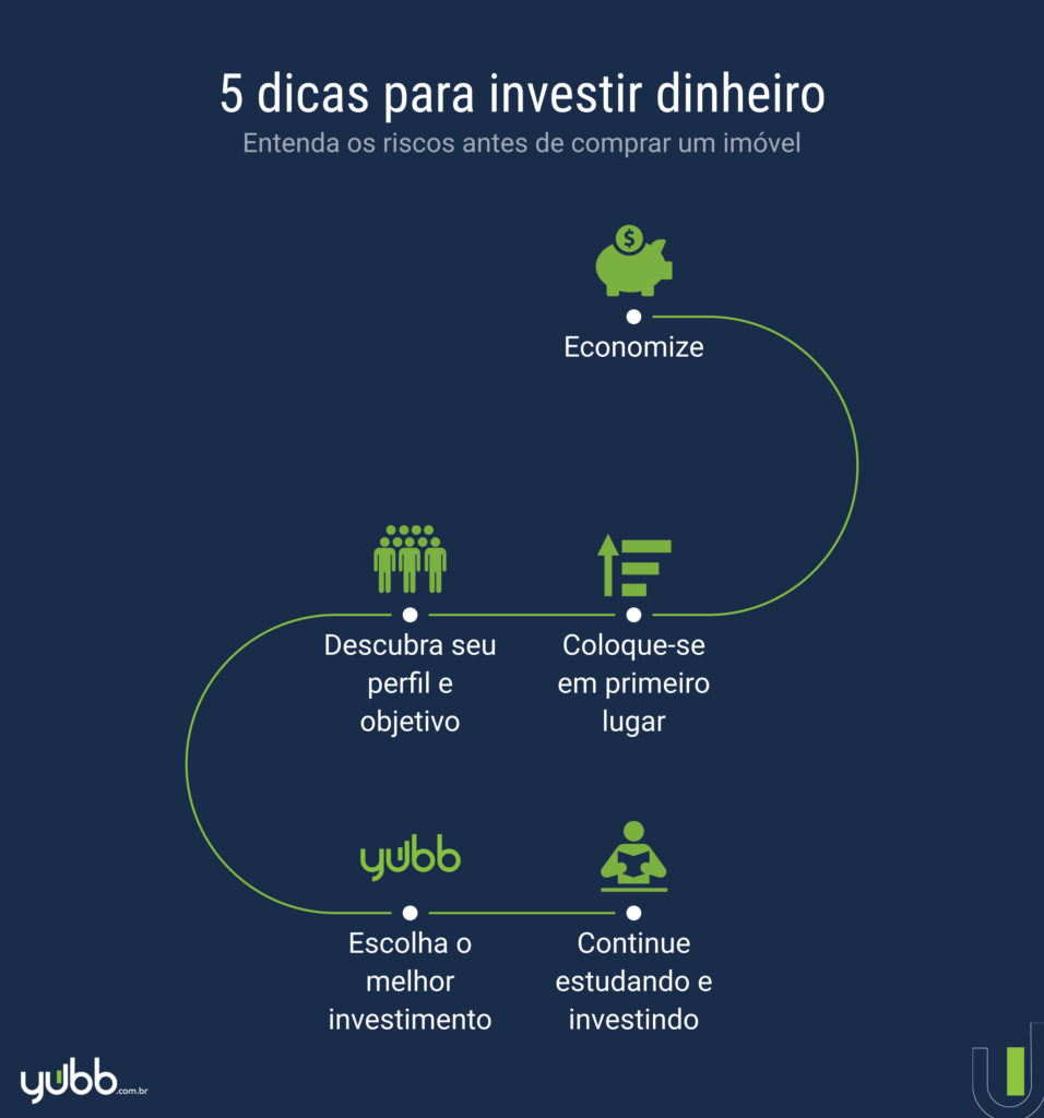 dicas para investir dinheiro