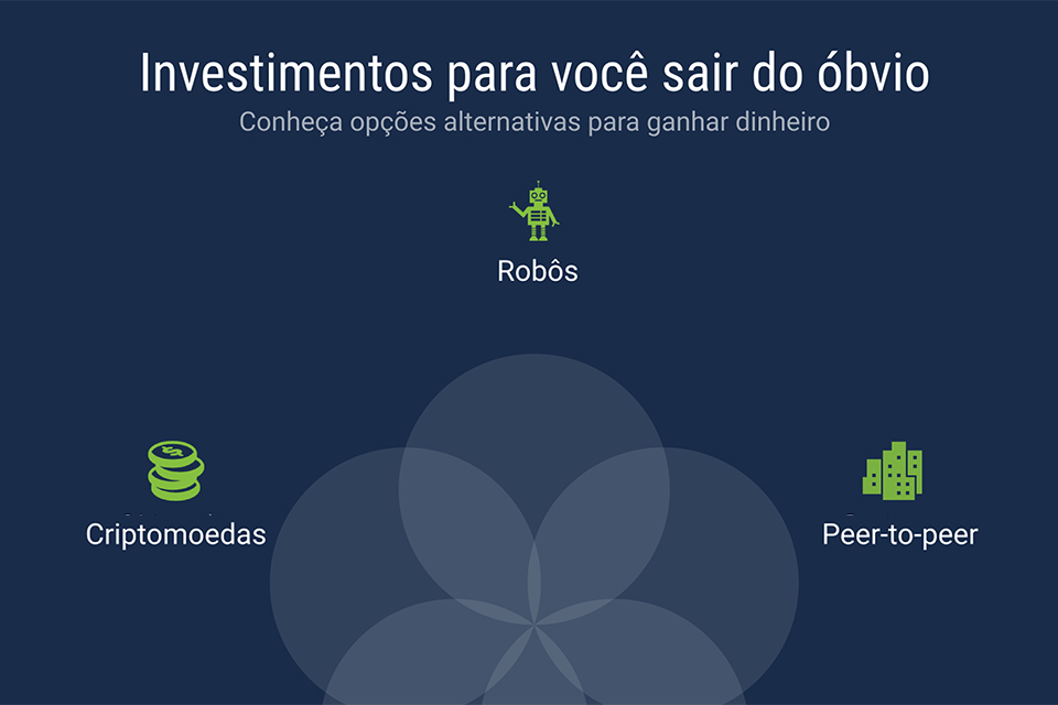5 investimentos alternativos