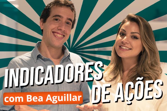 indicadores de ações com Bea