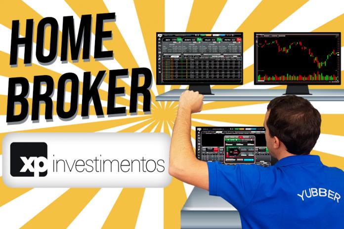home broker XP